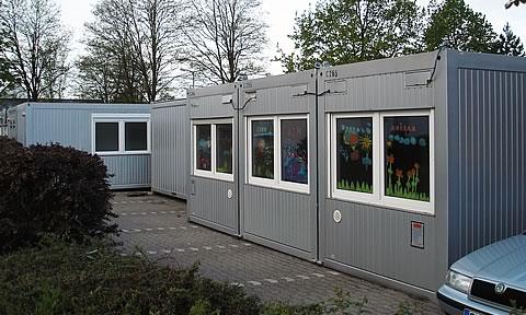 Mbn modulwelt for Kleiner wohncontainer